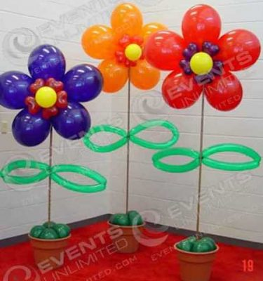 Balloon drops events unlimited for Balloon decoration chicago