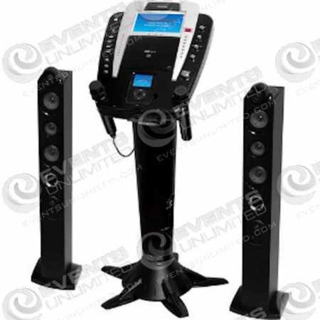 karaoke machine rental seattle