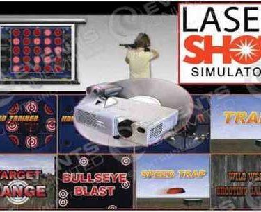 laser-shot