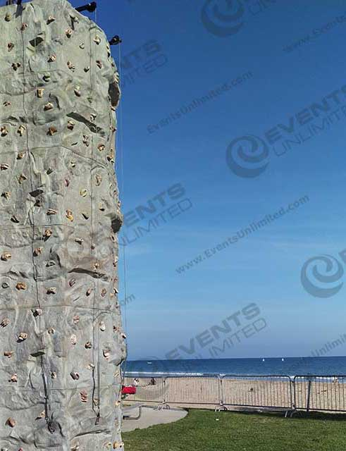24ft Climbing Wall Rock Wall Rental Events Unlimited