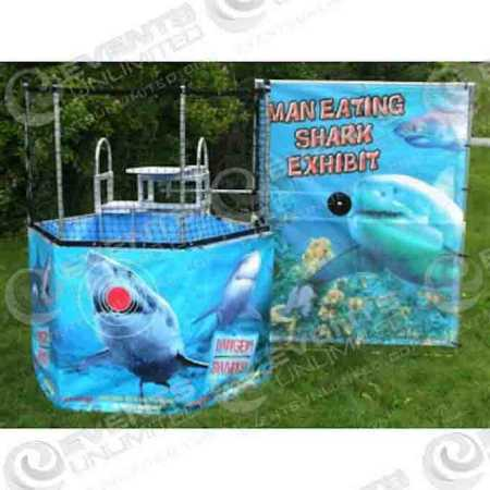 Shark Attack Dunk Tank Events Unlimited