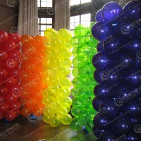 Balloon Collumns