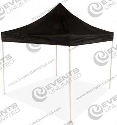 10x10 Black Tent