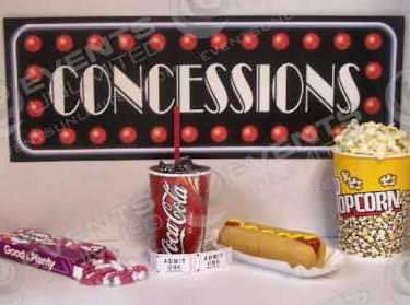event concessions