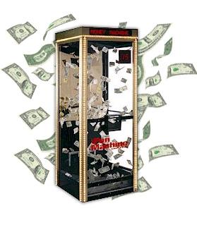 Cash machine game
