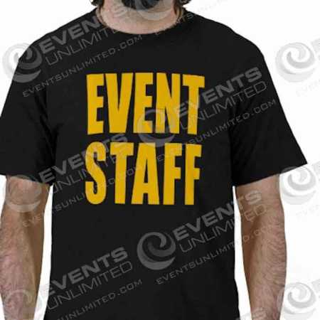 event staff in portland and seattle