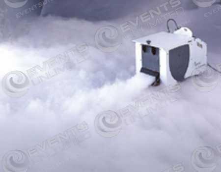 club fog machine