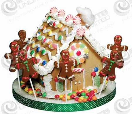 ginger-bread-houses