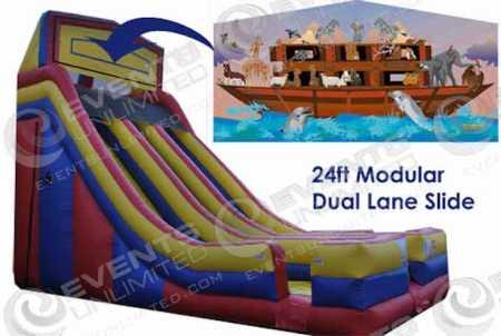 noahs-ark-dual-lane-slide
