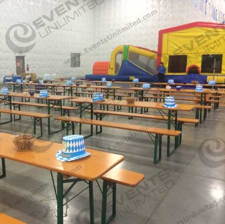 oktoberfest tables events unlimited