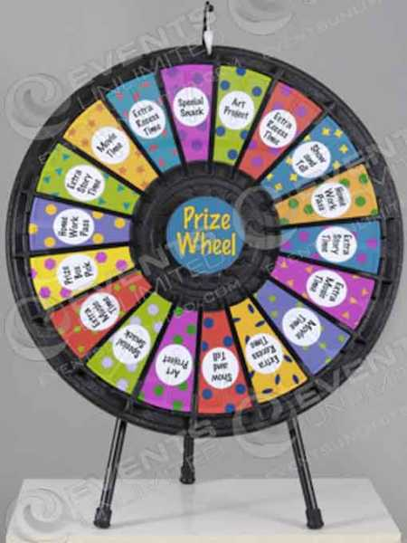 Prize Wheels Events Unlimited
