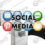 social media photo booth rental