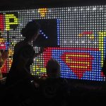 Giant Lite Brite Rental in Portland