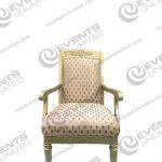 rental santa chair