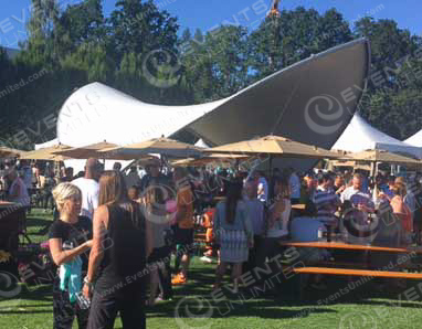 saddle span tents events unlimited