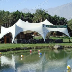 Trapeze Tents!