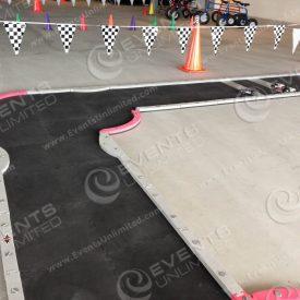 Mini RC track