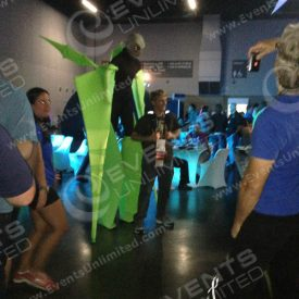 Alien Stilt Walker