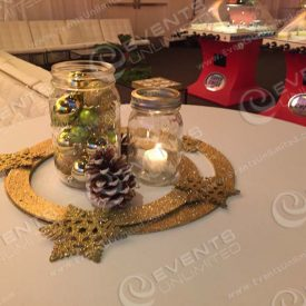 Holiday Event Centerpiece