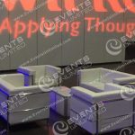 lounge areas - brand environments