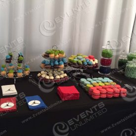 Customize your event...