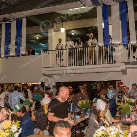Events Unlimited produced this Oktoberfest event 100% - and it was a blast!