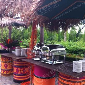 Tropical Food Station