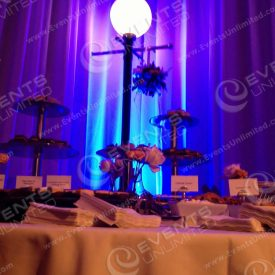 We are a full service provider for special events.