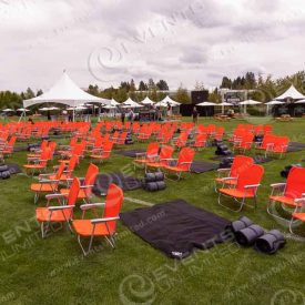 Fun seating solutions for special events.