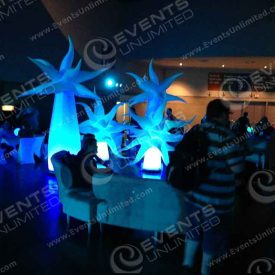 Giant Lighted decor