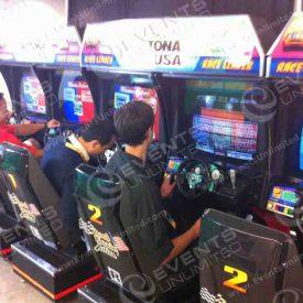 Driving Arcades