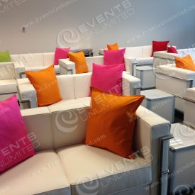 Furniture Rental + Room Design
