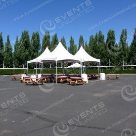 Tent Shade Structure
