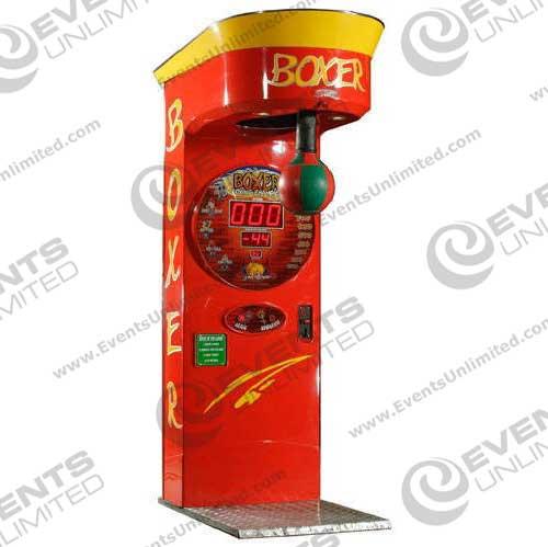 Boxer Arcade Game
