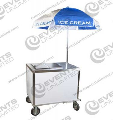Genuine Ice Cream Cart