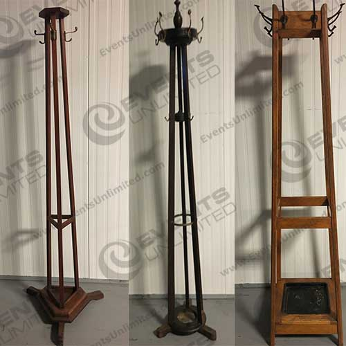 antique coat racks