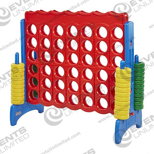 Plastic Connect 4