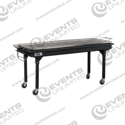 charcoal grill rental