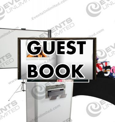 digital guestbook for weddings