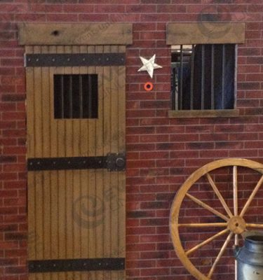 western party jail
