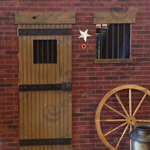 jail facade