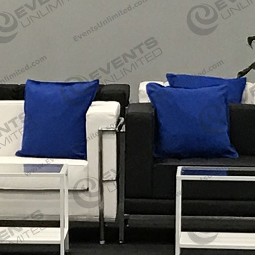 throws and pillows for furniture rentals