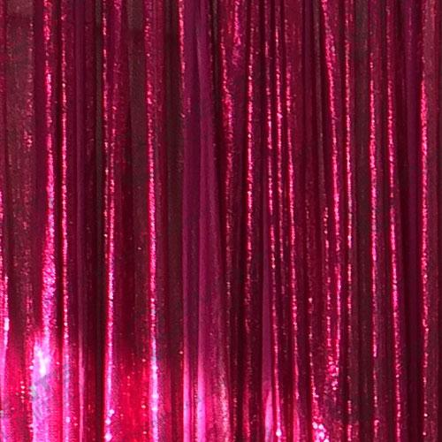 shimmer curtain rental