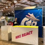 brand experience - activation scenic design