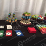 candy station design and decor