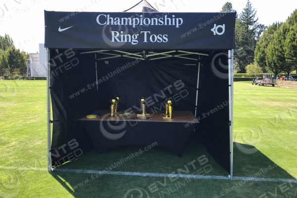 Custom Ring Toss Game