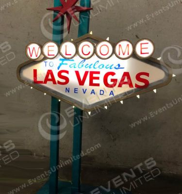 las vegas sign rental