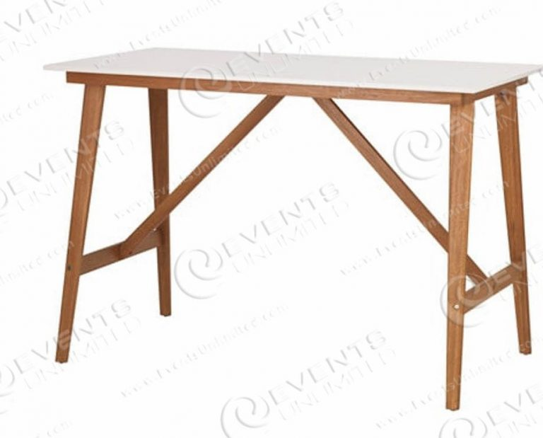 White_Wood_Counter_Table