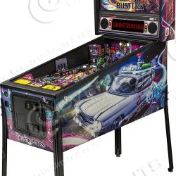 pinball rental - ghostbusters