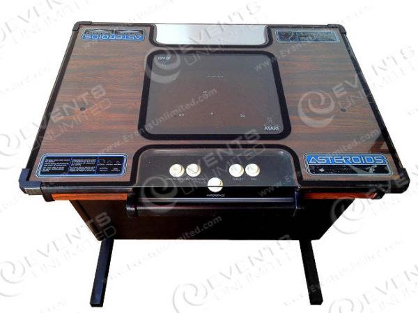 Asteroids Atari Classic Cocktail table